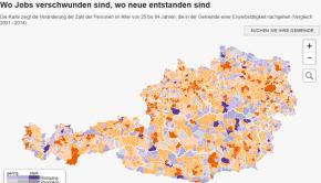 Austria employment