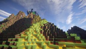 Video game landscape