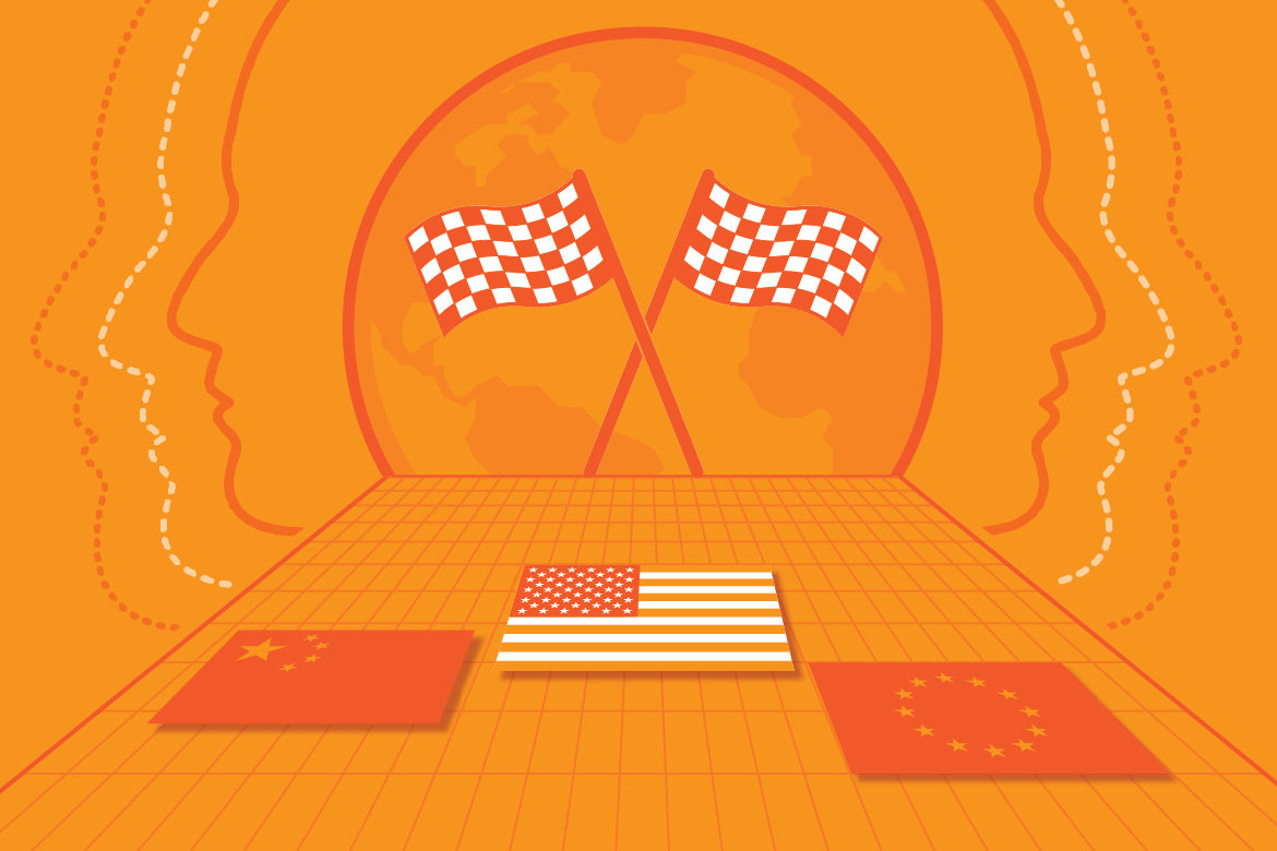 Who Is Winning The Ai Race China The Eu Or The United States Center For Data Innovation