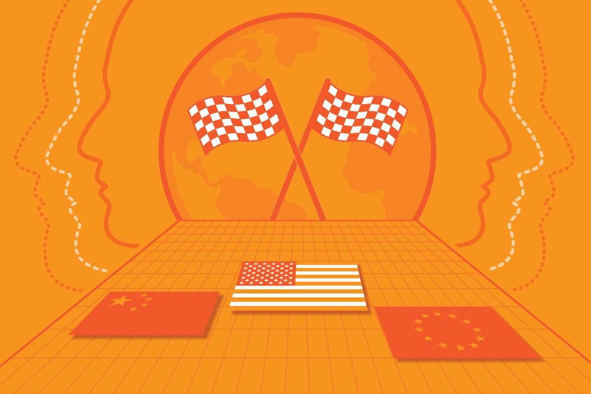 Who Is Winning the AI Race China, the EU or the United States ...